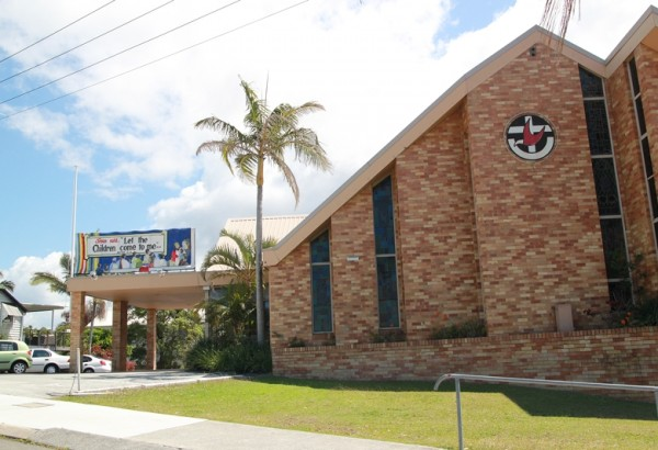 Burleigh Heads Uniting Church building